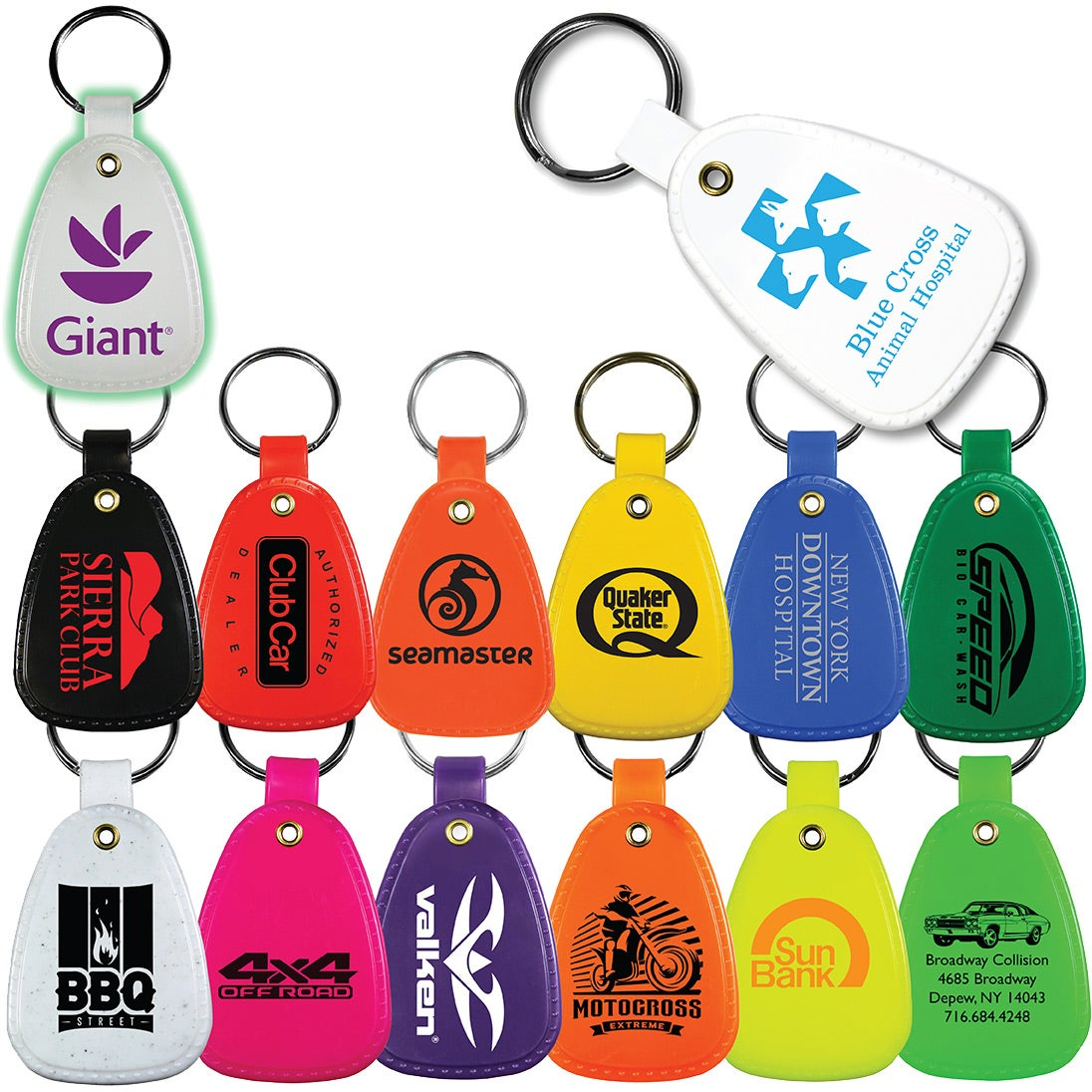 Custom Keychains | Quality Logo Products