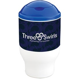 Advertising Wet Wipe Container Cup