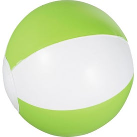 Custom Whirl Mini Beach Ball