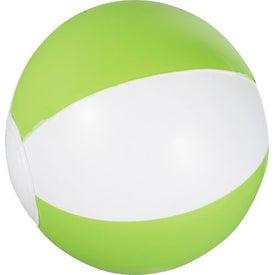 Custom Whirl Mini Beach Ball