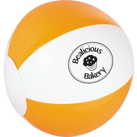 Whirl Mini Beach Ball for Promotion