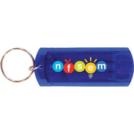 Whistle Key Chain for Promotion