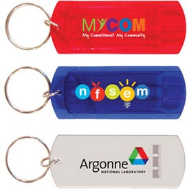 Whistle Key Chain for Your Company