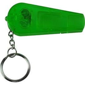 Advertising Whistle Key Light
