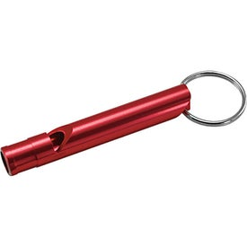 Whistle Key Tag for Promotion