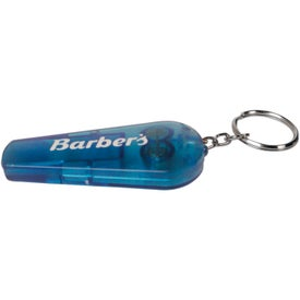 Logo Customizable Whistle Key Light