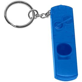 Whistle, Light, and Compass Key Chain for Your Church