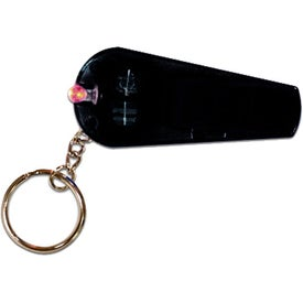 Whistle/Light Key Chain Giveaways