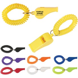 Whistle with Coil Giveaways