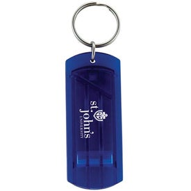 Whistle Keychain for your School