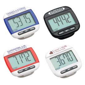 Widescreen Walker Pedometers
