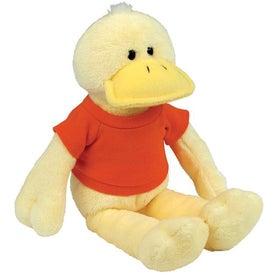 Wild Bunch Animals (Plush Duck)