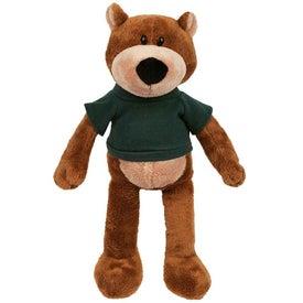 Wild Bunch Animals (Plush Bear)
