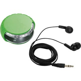 Windi Earbuds and Cord Case for Customization