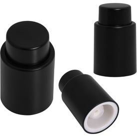 Advertising Wine Vacuum Stopper with Pump