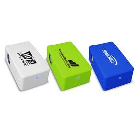 Logo Wireless Induction Speaker