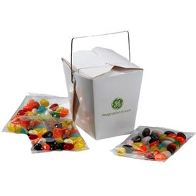 Wonton Chinese Takeout Box (1 Oz., Medium Snack Fill)