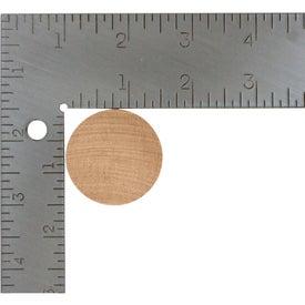 Custom Wooden Nickel