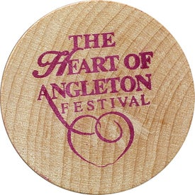 Wooden Nickel for Your Church