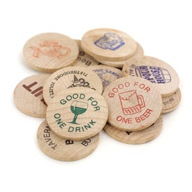 Wooden Nickel