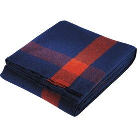 Woolrich Cavalry Blanket for Your Company