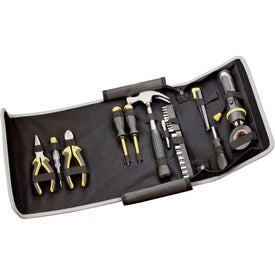 Monogrammed Workmate 31-Piece Tool Set