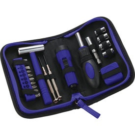 Imprinted WorkMate Compact Tool Kit