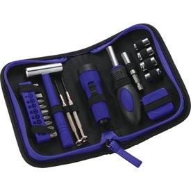 Imprinted WorkMate Compact Tool Kit