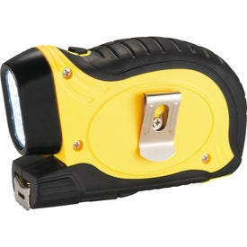WorkMate Tape Measure with Flashlight for Customization