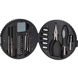 Custom WorkMate Tire Shape Tool Kit