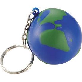 Logo World Keychains