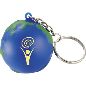 Custom World Keychains