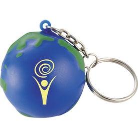 Custom World Keychains
