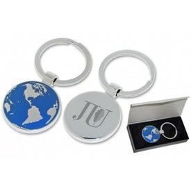 Customized Worldview Eco Keychain