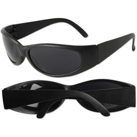 Wrap-Around Sunglasses for Customization
