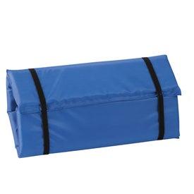 Imprinted Wrap It Up Seat Cushion