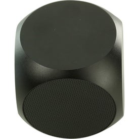 Logo Xsquare 2 Speaker with Bluetooth