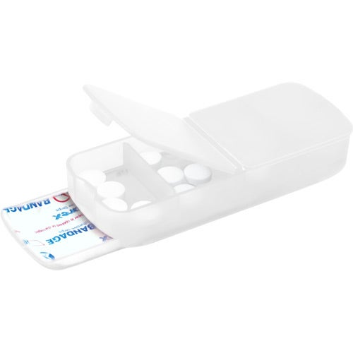 Clear Yohnson Plastic Bandage Dispenser