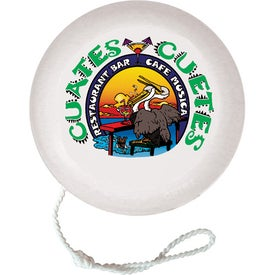 Yo-Yo with Your Logo
