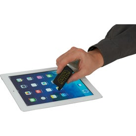 Zedd Mobile Stand and Stylus Screen Cleaner for Customization