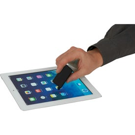 Zedd Mobile Stand and Stylus Screen Cleaner Branded with Your Logo