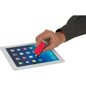Zedd Mobile Stand and Stylus Screen Cleaner for Your Organization