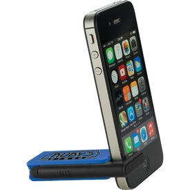Zedd Mobile Stand and Stylus Screen Cleaner for Promotion