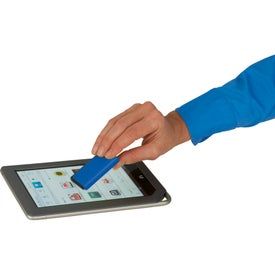 Zedd Mobile Stand and Stylus Screen Cleaner for your School