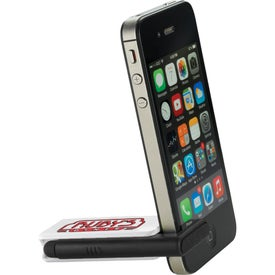 Printed Zedd Mobile Stand and Stylus Screen Cleaner