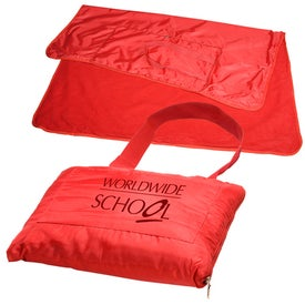 Zip-A-Blanket with Your Logo