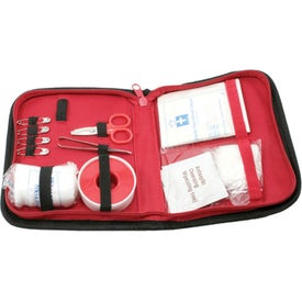 Zipper Case First Aid Kit for Your Church