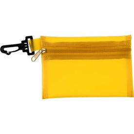 Advertising Zippered Pouch First Aid Kit