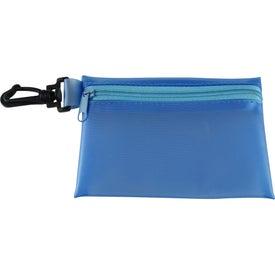 Custom Zippered Pouch Sun Kit