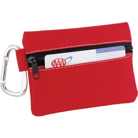 Zippered First Aid Pouch for Customization